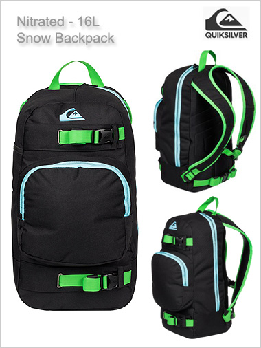 Nitrated (16L) backpack
