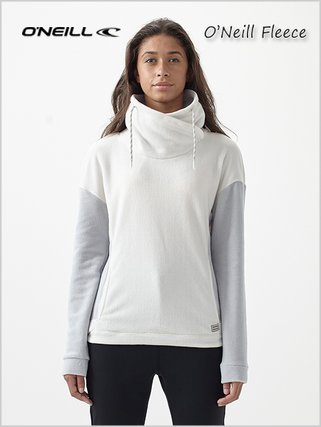 O'Neill Fleece - Powder white