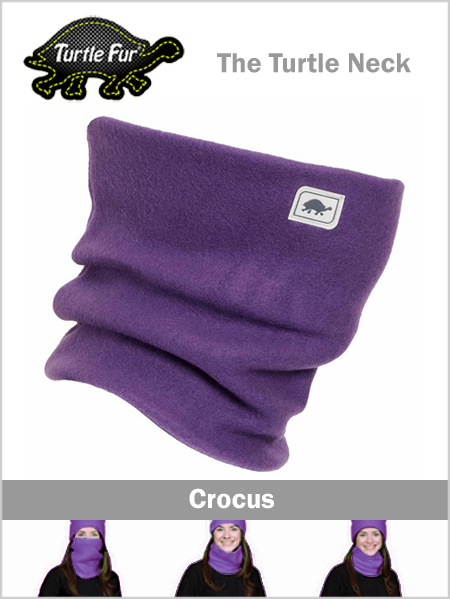Turtle fur neck - Crocus