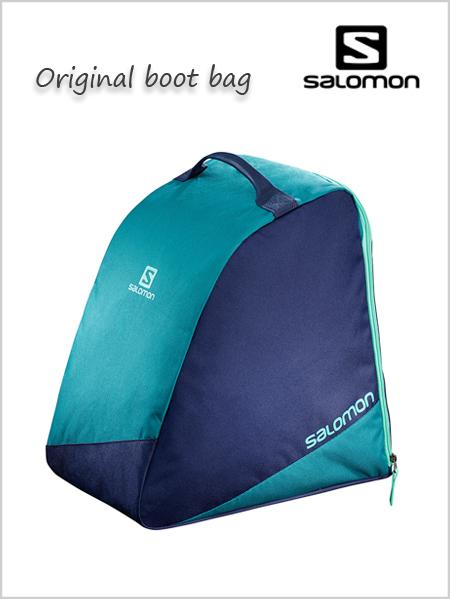 Original Boot bag - Deep lagoon / med blue