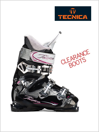Phoenix Max W8 - womens ski boots - only 24.5 now left