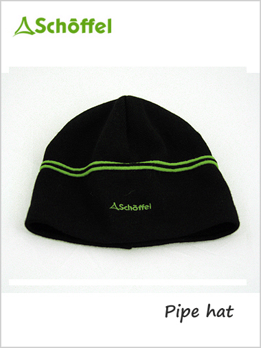 Pipe hat - Black / greenery