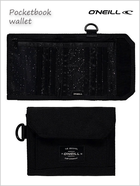 Pocketbook wallet - black
