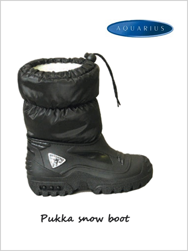 Pukka Girls Apres Ski boot