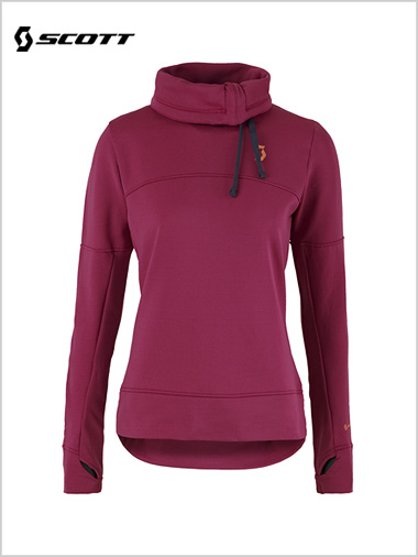 Scott Defined merino womens pullover (only M now left)