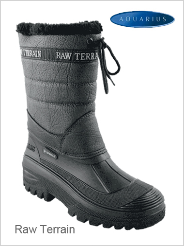 Raw Terrain snow boots