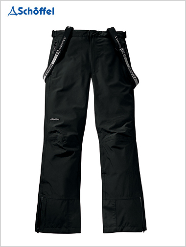 Rich Dynamic pant - Black (larger sizes)