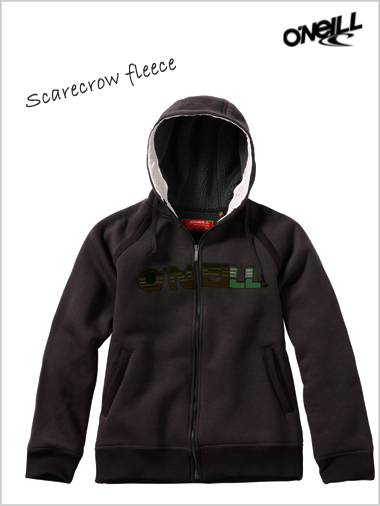 Scarecrow fleece jacket (only M now left)