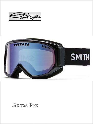 Scope pro - black, blue sensor mirror lens