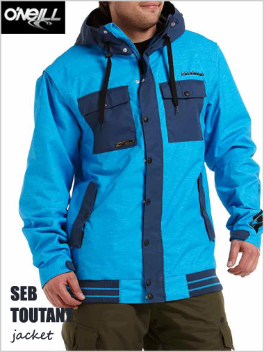 Seb Toots Jacket (only M now left)