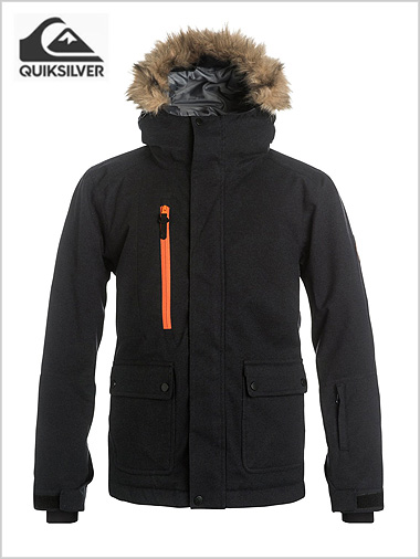 Ages 12: Selector snow jacket