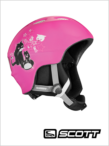 Shadow III YOUTH helmet - Pink Kitty
