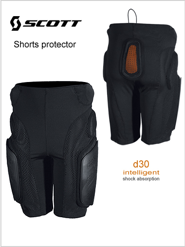 Shorts Protector - D30 impact protection
