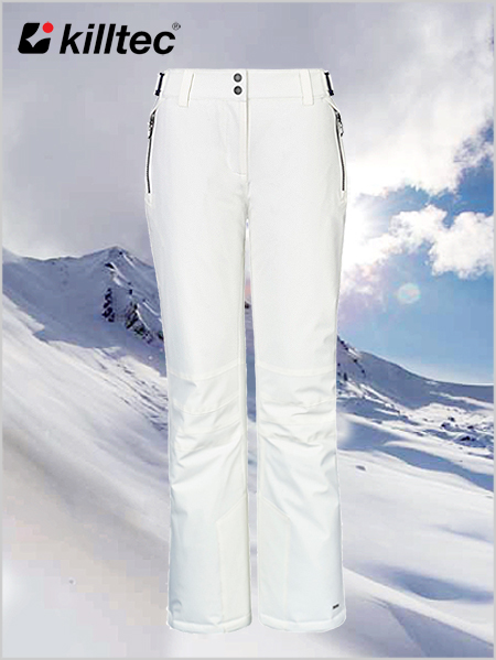 Siranya pants - White (sizes 18 - 20)