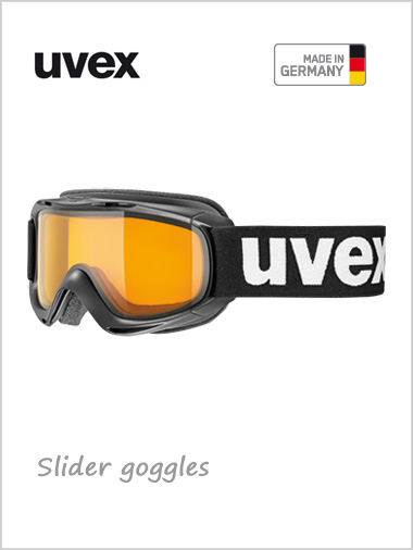 Teenage Slider goggle - black