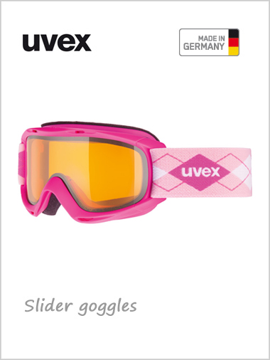Teenage Slider goggle - pink