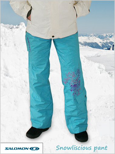 Snowlicious pant - women (only UK 14/16 now left)