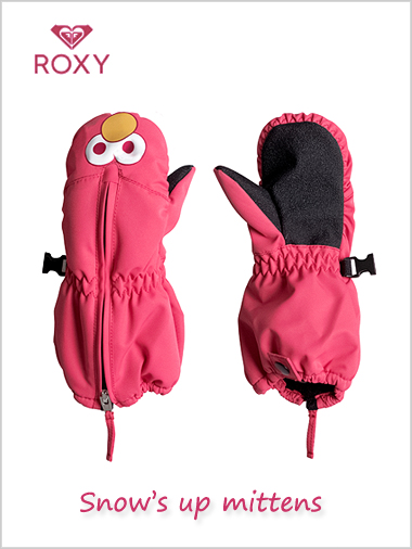 Child: Snow's Up mittens - Elmo (only age 2/3 now left)