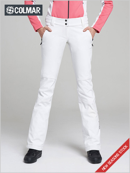 Women's softshell pant - white
