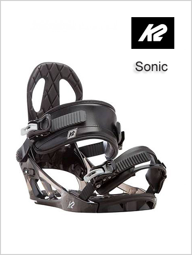 Sonic - mens snowboard bindings
