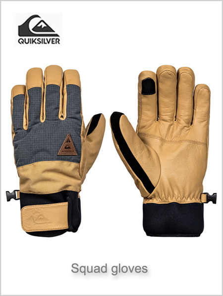 Squad gloves