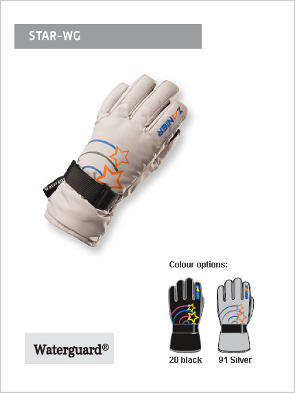 Child: STAR WG gloves (age 3-4)