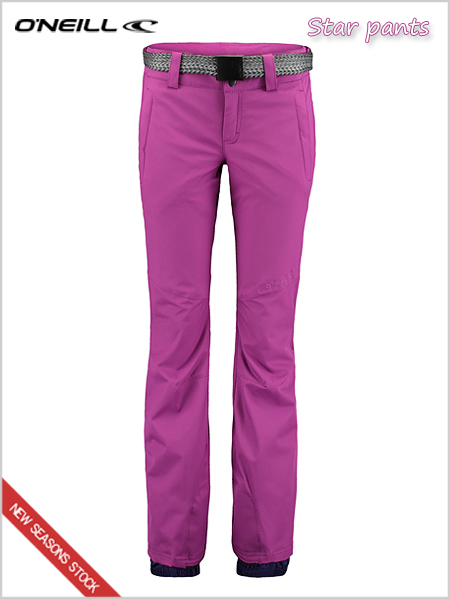 Star pants skinny - Hollyhock