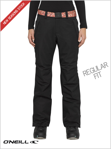 Star pants - black