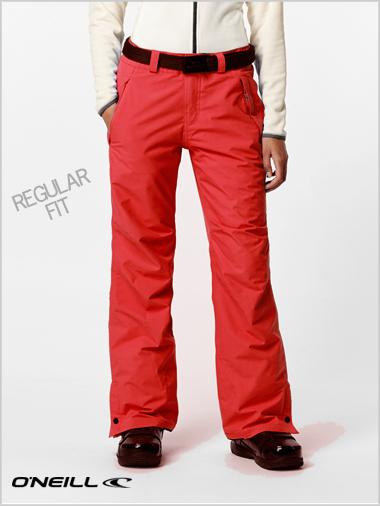 Star pants - poppy red (only UK 10 now left)