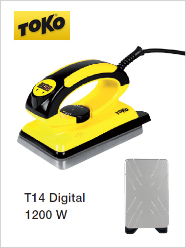 T14 Digital Wax Iron 1200W