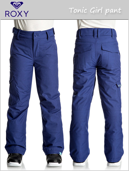 Ages 16: Tonic girl pant - Sodalite blue