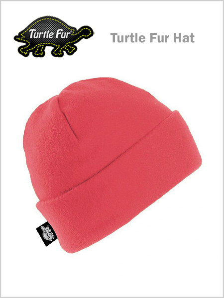 Turtle fur The Hat - papaya
