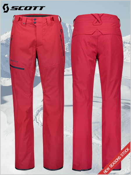 Ultimate Dryo 10 pant - Wine red
