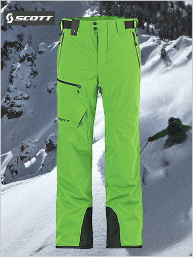 Ultimate Dryo pant - green