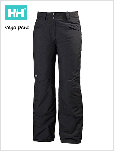 Vega pant women - black  (only UK 14 now left)