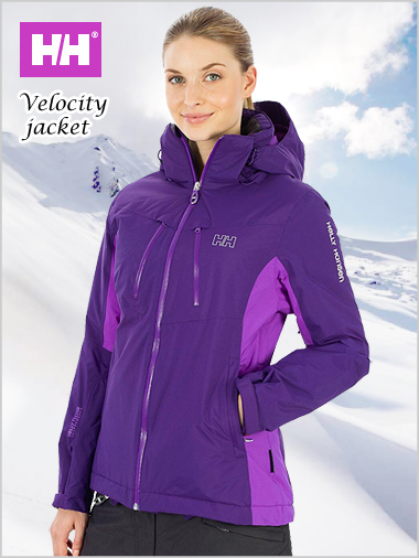 Velocity jacket Women (only UK 14 now left)