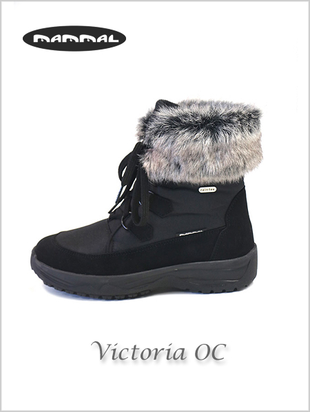 Victoria OC snow boot - black