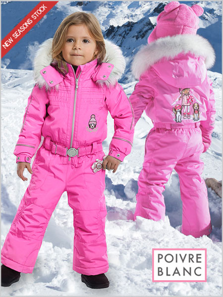 Age 4-7: Candy pink one-piece suit