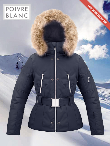 Ages 14-16: Girl's Christine ski jacket