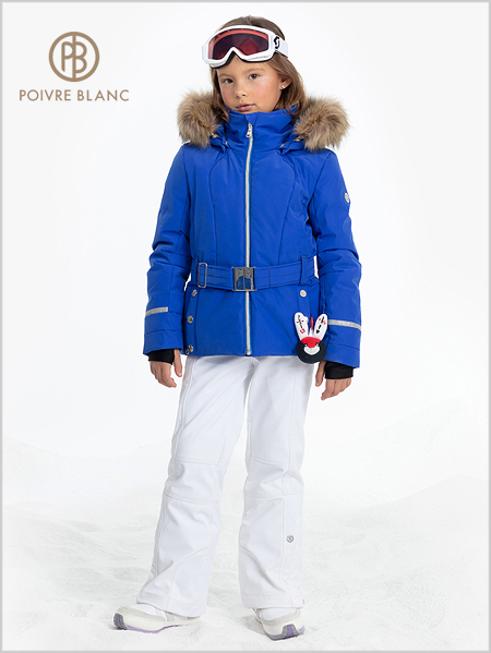 Ages 10: Girl's Eloise ski jacket