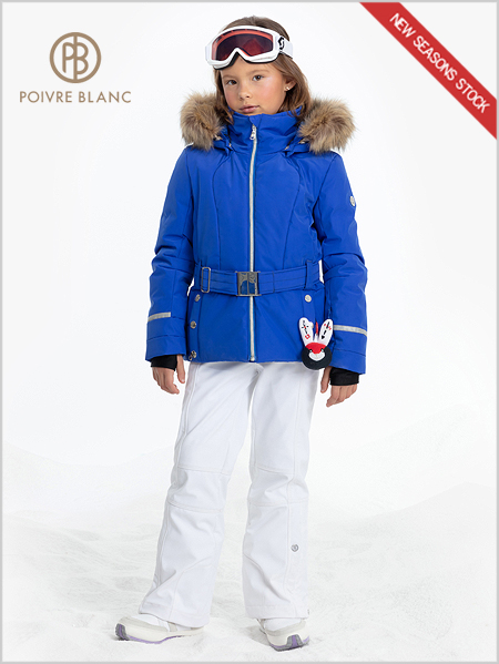 Ages 8-14: Girl's Eloise ski jacket