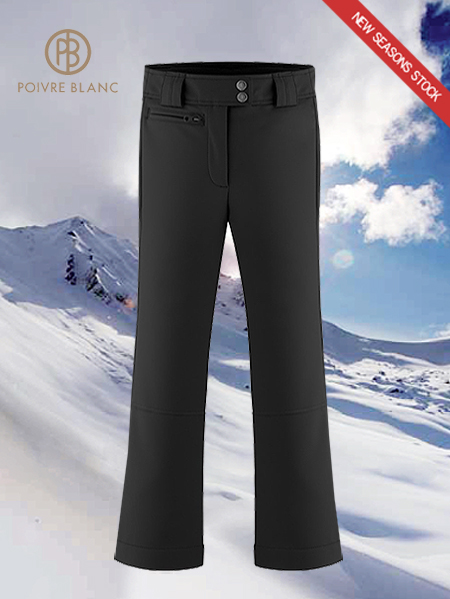 Ages 12: Junior girl's softshell pant