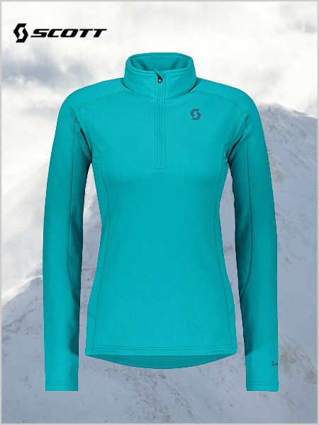 Defined Light Womens Pullover - Sky blue