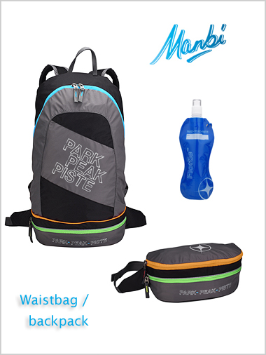 Waistbag / backpack