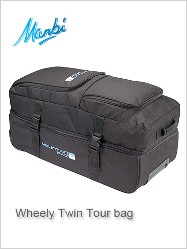 Wheely Twin Tour bag (105L)