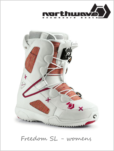 Womens - Freedom SL snowboard boots