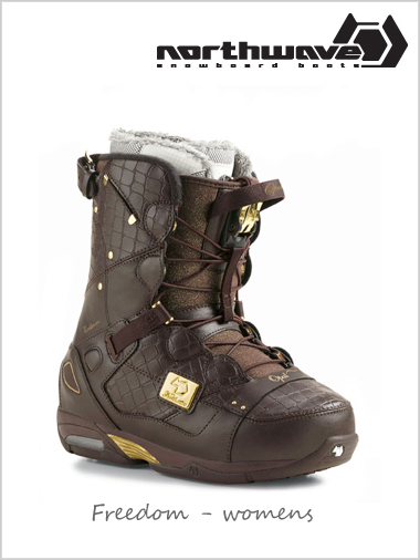 Womens - Opal SL snowboard boots (only size 25.5 left now)