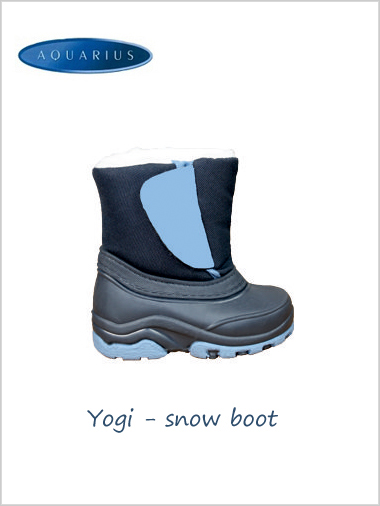 Yogi snow boot Blue - child