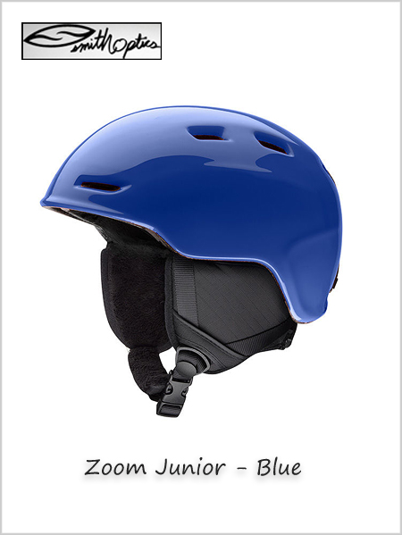 Zoom Junior helmet - Blue