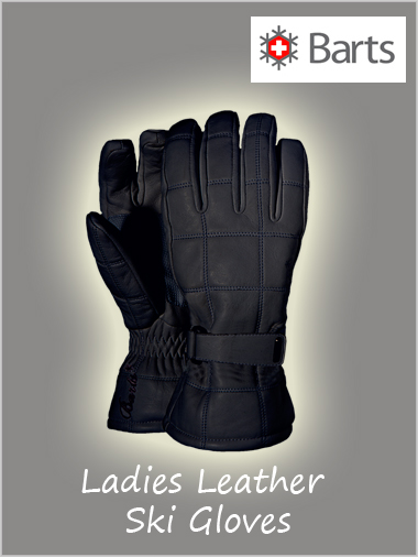 Barts Ladies Leather Gloves
